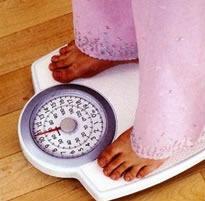 Aumento de peso ideal en el primer trimestre