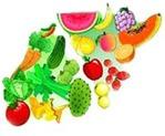 Frutas y Verduras como parte de una buena nutrición