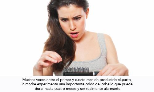 El cuidado de los cabellos después de la biopermanente del medio