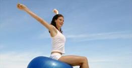 La buena salud depende tanto de una dieta como de ejercicio adecuados.