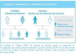 se recomienda que las familias con un hijo con esta enfermedad, acudan al genetista antes de planear más hijos.