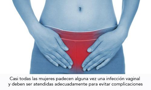 Infecciones Vaginales en el Embarazo