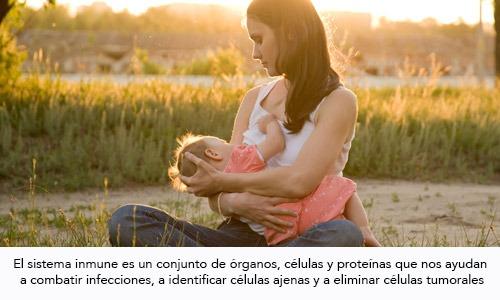 El sistema inmune del recién nacido y la importancia de la leche materna