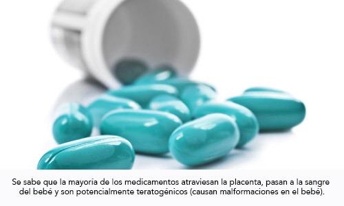 Medicamentos y Precauciones en su Consumo