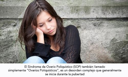 Ovarios poliquísticos (Síndrome del ovario poliquístico) Parte I
