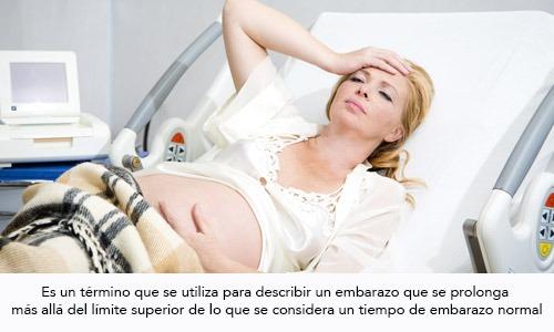 Embarazo Prolongado: qué esperar cuando ha pasado la fecha de su parto y aún no ha dado a luz