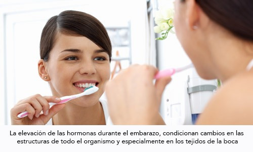 Salud dental durante el embarazo